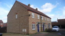 3 bedroom End of Terrace house to rent in Plovers Field, Sandy...