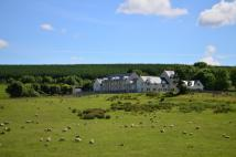Terraced home for sale in Lambhill Steading...