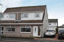 3 bed semi detached house in Blinkbonny, Stonehouse...