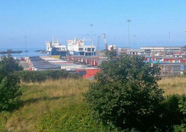 Heysham Port