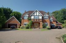 Detached home for sale in Hertfordshire...