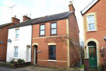 semi detached house in Russell Road...