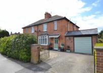 3 bedroom semi detached home for sale in Rockingham Road, Newbury...