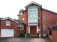 Detached house in Meridian Place, Didsbury