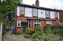 3 bed semi detached property for sale in Atwood Road, Didsbury