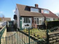 semi detached home in Whitecliffe Crescent...