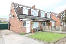 semi detached home in Airedale Drive, Garforth...