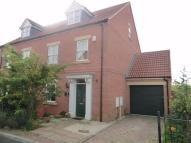 semi detached home in Church Meadow...