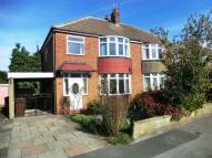 Montague Crescent semi detached property for sale