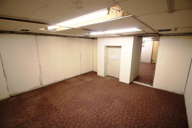 Basement Rooms