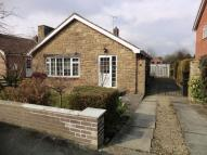 Detached Bungalow for sale in Hillcrest, Monk Fryston...