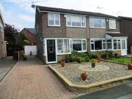 3 bedroom semi detached home in Rutland Close, Kippax...