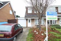 3 bedroom semi detached property for sale in Knighton Court, Thornaby...