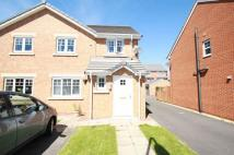 semi detached house in Wensleydale Gardens...