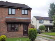 semi detached home in Meadowgate Drive...