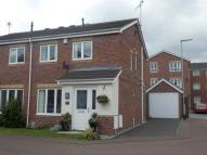 3 bedroom semi detached house for sale in Blacksmith Mews...