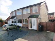 3 bedroom semi detached home for sale in Ashleigh Gardens...