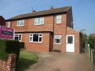 2 bedroom semi detached home for sale in Cornwall Crescent...
