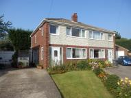 semi detached house in Richmond Court, Rothwell...