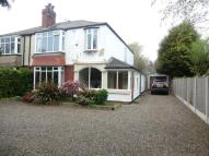 4 bed semi detached property for sale in Selby Road, Austhorpe...