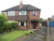 semi detached home for sale in Manston Way, LEEDS