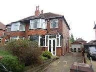 semi detached home for sale in Ring Road, Crossgates...