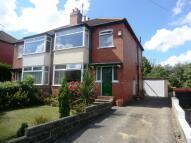3 bedroom semi detached home for sale in Valley Drive, Leeds