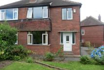 3 bed semi detached property in Manston Crescent...