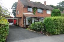 semi detached home in Swarcliffe Drive...
