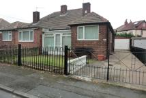 Semi-Detached Bungalow for sale in York Road...