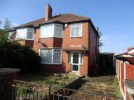 Hawkhill Drive semi detached house for sale