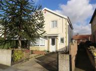 Terraced property in Poole Crescent...