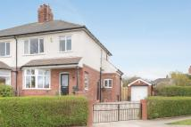 semi detached home in Portage Avenue, Leeds