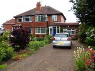 4 bed semi detached home in Cross Gates Avenue...
