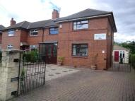 semi detached home for sale in Oakwood Lane...