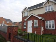 semi detached home to rent in Cartmell Court, Halton...
