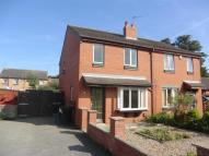 2 bedroom semi detached home in Maryfield Close...