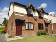 semi detached property in Hopefield Way, Rothwell...