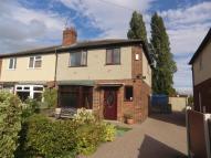 3 bed semi detached house in Poole Crescent...