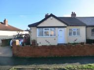 Semi-Detached Bungalow for sale in Willow Crescent, Halton...