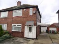 semi detached property in Pendas Way, Crossgates...