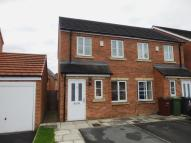 2 bed semi detached home in St. Mathew Way...