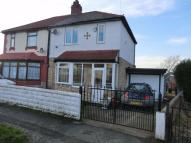 3 bed semi detached property in Willow Crescent, Halton...