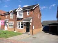 semi detached property in Elm Tree Close, Colton...