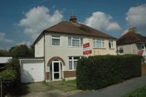 3 bedroom semi detached property to rent in Derek Avenue, Ewell