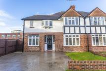 4 bed semi detached house in Woodcote Green Road...