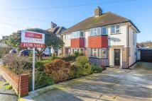 3 bed semi detached house for sale in Parklawn Avenue, Epsom