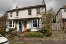 2 bed semi detached house in Rosebery Road...