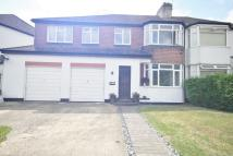 semi detached house to rent in Newcome Road, Shenley