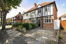 4 bedroom semi detached property for sale in Chatham Avenue, Hayes...